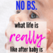 It's the moment you've been waiting for: you're bringing baby home! Newborn life is an exciting, but scary time. There is so much to know and learn! This is the honest truth of what to expect postpartum: the good, bad and the ugly!