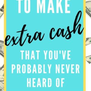 Who isn't looking to make money from home these days? Whether you're a busy mom, a college student, or just looking for some wiggle room in the budget, these easy ways to make money are easy, legit, and fast!